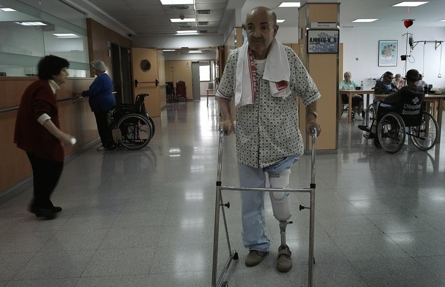Visitas hospitalarias